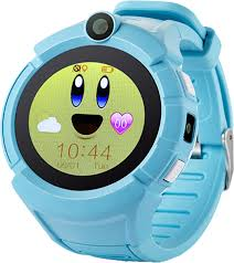 Смарт-часы Smart Baby Watch Q610 Blue