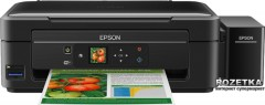 Epson L456 with Wi-Fi (C11CE24402) + USB cable