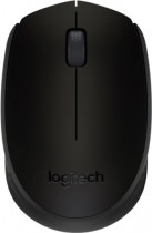 Мышь Logitech B170 Wireless Black (910-004798) - изображение 1