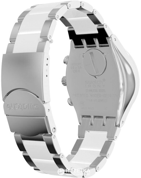 Женские часы SWATCH Made In White YCS119G 486a3d442613f