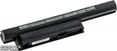 Аккумулятор PowerPlant VGP-BPS22 для Sony VAIO VPC-EA1 Black (10.8V/5200mAh/6 Cells) (NB00000036)