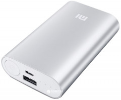 УМБ Xiaomi Mi Power Bank 5200 mAh Silver (NDY-02-AH)