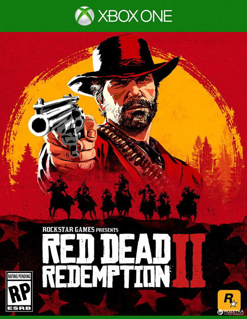 Red Dead Redemption 2 (Xbox One, с русскими субтитрами)