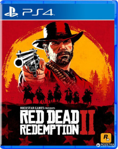 Red Dead Redemption 2 (PS4, с русскими субтитрами)