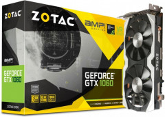 GeForce GTX1060 6144Mb Zotac IceStorm 2X AMP Edition