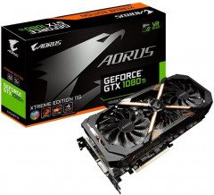 GeForce GTX1080 Ti 11264Mb Gigabyte Aorus WindForce 3X Xtreme Edition (GV-N108TAORUS X-11GD)