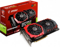 GeForce GTX1060 6144Mb MSI Twin Frozr VI Gaming X (GTX 1060 GAMING X 6G)