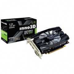 GeForce GTX1060 6144Mb Inno3D Compact (N1060-6DDN-N5GM)
