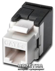 Модуль Digitus Professional Keystone RJ45 UTP CAT5e, модерн. (DN-93502)