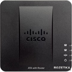 VoIP-шлюз Cisco SB SPA122 with Router