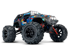 Автомобиль Traxxas Summit Monster 1:16 RTR 320 мм 4WD 2,4 ГГц (72054-5)
