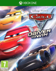 Cars 3 Driven to Win Xbox ONE русская версия