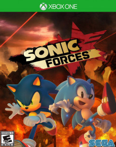 Sonic Forces Xbox ONE русские субтитры