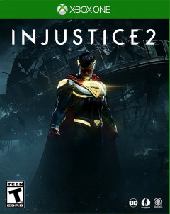 Injustice 2 Xbox ONE русская версия