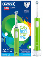 Електрична зубна щітка ORAL-B BRAUN Junior (4210201202370)