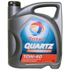 Моторное масло Total Quartz 7000 Energy 10W-40 5L (169153)