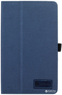 Обложка BeCover Slimbook для Prestigio MultiPad Muze 3708/ Wize 3418 (PMT3708/3418) Deep Blue (BC_702365)