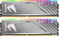 Оперативная память Gigabyte DDR4-3200 16384MB PC4-25600 (Kit of 2x8192) AORUS RGB