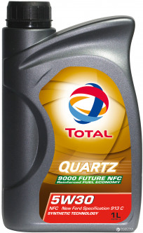 Моторное масло Total Quartz 9000 Future NFC 5W-30 1 л (171839)