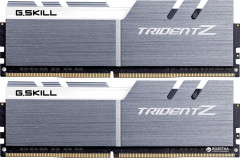 Оперативная память G.Skill DDR4-3600 16384MB PC4-28800 (Kit of 2x8192) Trident Z White (F4-3600C17D-16GTZSW)