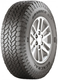 GENERAL TIRE GRABBER AT3 205/80 R16 104T XL