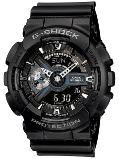 Часы CASIO GA-110-1BER G-SHOCK 51mm 20ATM