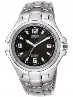 Часы Citizen BM1290-54F Eco-Drive Super-Titanium Herren 36mm 10ATM