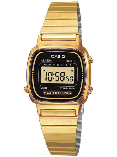 Часы CASIO LA670WEGA-1EF Collection Damen 24mm 3ATM