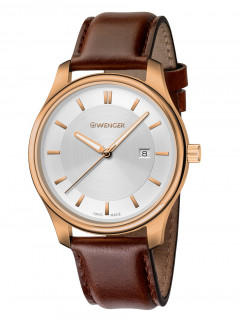 Часы Wenger 01.1421.102 City Classic Damen 34mm 3ATM