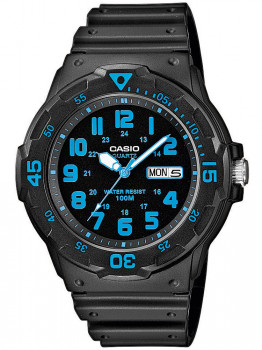 Годинник CASIO MRW-200H-2BVEF Collection 44mm 10ATM