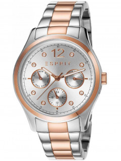 Часы Esprit ES106702005 Damen Chronograph 36mm 5ATM