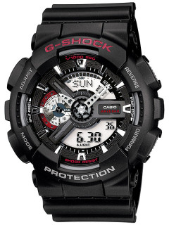 Часы CASIO GA-110-1AER G-SHOCK 51mm 20ATM