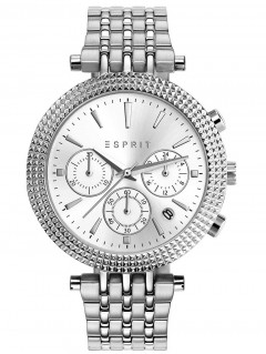 Часы Esprit ES108742001 Damen Chronograph 38mm 3ATM