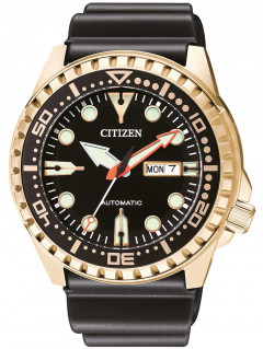 Часы Citizen NH8383-17EE Day-Date Automatik 46mm 10ATM
