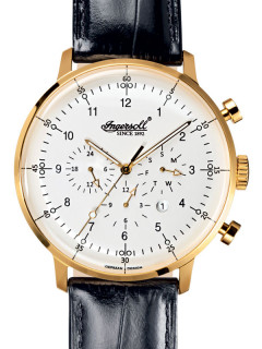 Часы Ingersoll Houston IN2816GWH Herrenuhr Automatik