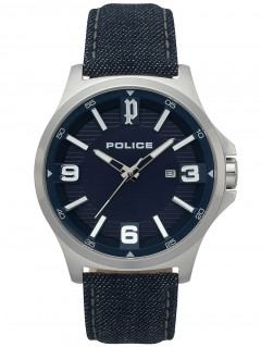 Часы Police PL15384JS.03 Clan 44mm 5ATM