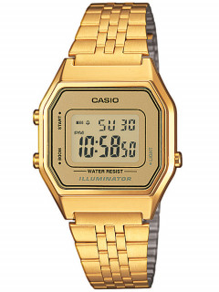 Часы CASIO LA680WEGA-9ER Collection Unisex 28mm 3ATM