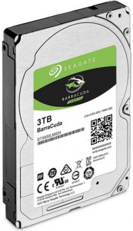 Жесткий диск Seagate 3000GB BarraCuda (ST3000LM024)