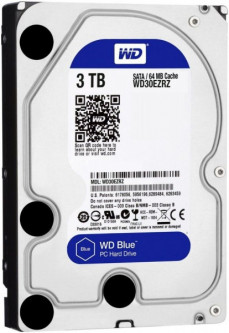 Жесткий диск Western Digital 3000GB Blue (WD30EZRZ)