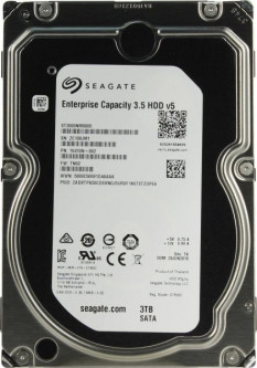Жесткий диск Seagate 3000GB Enterprise Capacity 3.5 (ST3000NM0005)