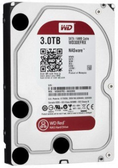 Жесткий диск Western Digital 3000GB Red (WD30EFRX)