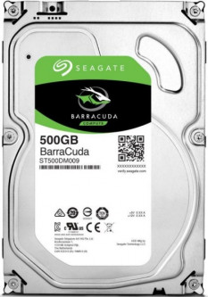 Жесткий диск Seagate 500GB BarraCuda (ST500DM009)