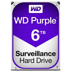 Жесткий диск Western Digital 6000GB Purple (WD60PURZ)