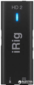 Аудиоинтерфейс IK Multimedia iRig HD2
