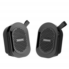 Беспроводные Bluetooth стерео колонки Jabees beatBOX MINI TWS Black (NA0005)