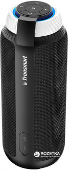 Tronsmart Element T6 Portable Bluetooth Speaker Black (FSH55581)
