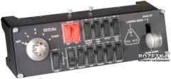 Панель Mad Catz Pro Flight Switch PC Black (PZ55)