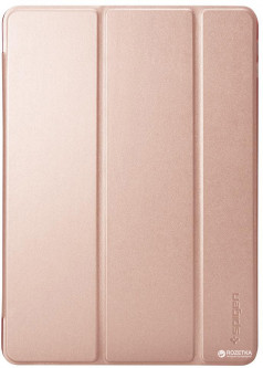 Обложка Spigen Smart Fold для Apple iPad 2018 Rose Gold (053CS23065)
