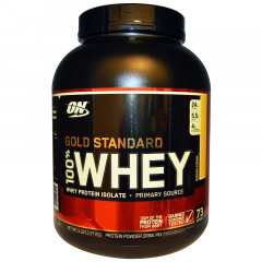 Протеин Optimum Nutrition Whey Gold Standard 2.27 кг Банан (379f23)