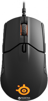 Мышь SteelSeries Sensei 310 USB Grey (62432) (6243230504381705027) - Уценка